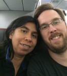 Yoli and Josh get ready to travel to Bolivia
