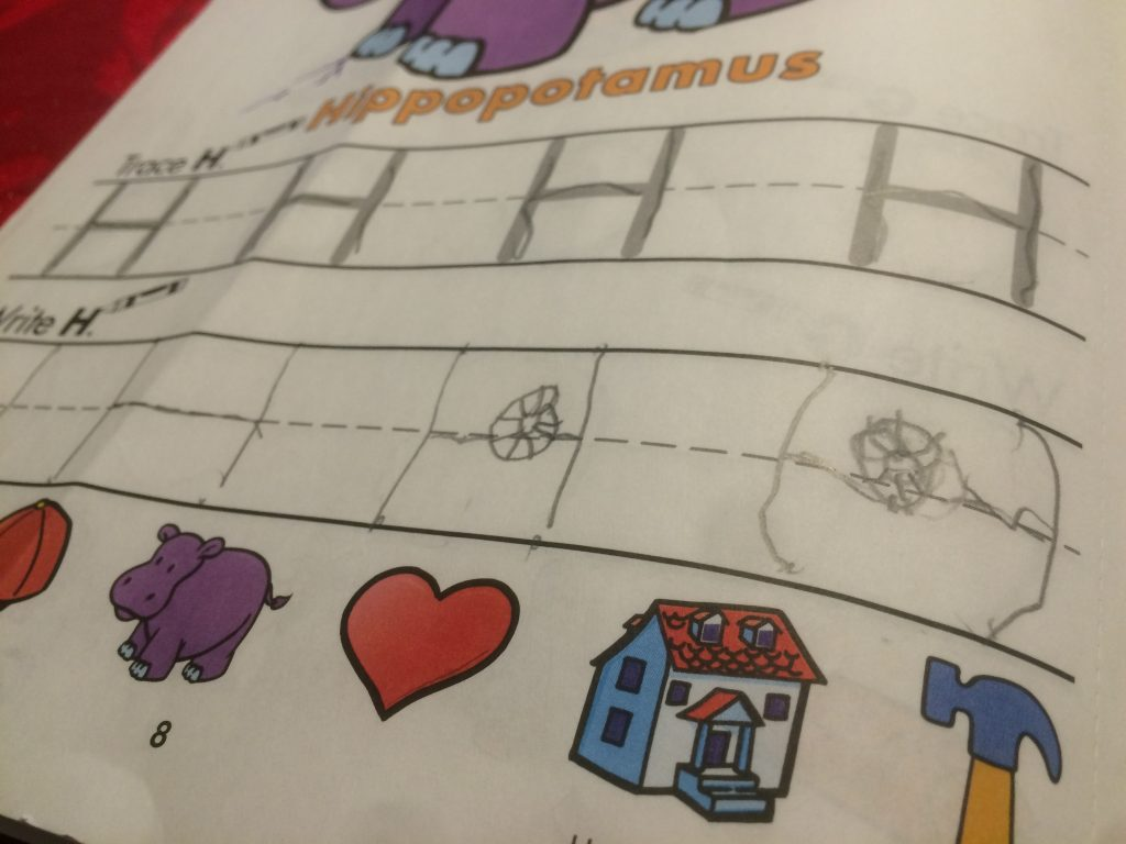 Joseph's homework